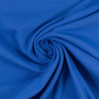 Bündchen Heike Strickschlauch royalblau