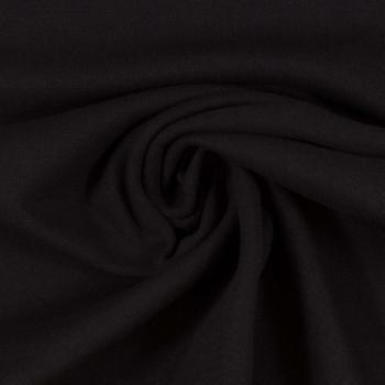 Bündchen Heike Strickschlauch schwarz