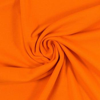 Bündchen Heike Strickschlauch orange