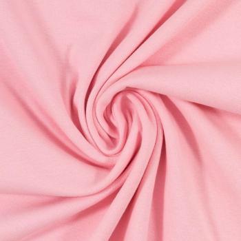 Bündchen Heike Strickschlauch rosa