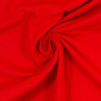Bündchen Heike Strickschlauch rot