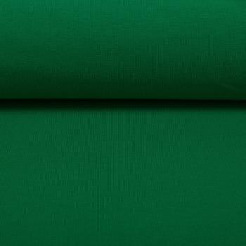 Uni Baumwolljersey Vanessa grasgrün