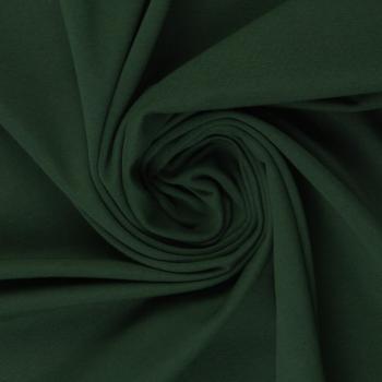 Uni Baumwolljersey Vanessa dunkelgrün